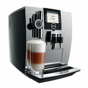 Jura Kaffee-Vollautomat Impressa J 9 One Touch TFT chrom